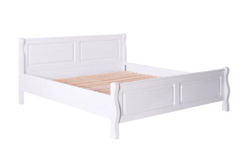 pat alb Belinda lemn masiv