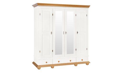 Dulap Luxus 4 usi 3 sertare lemn masiv
