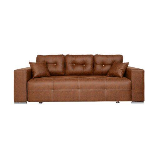 Canapea cu structura din lemn - EMob Decor - Transport gratuit in Romania