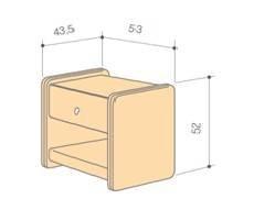 Mobilier din lemn masiv - Mobila la comanda - Mobila fabricata in Romania - EMob Decor Select