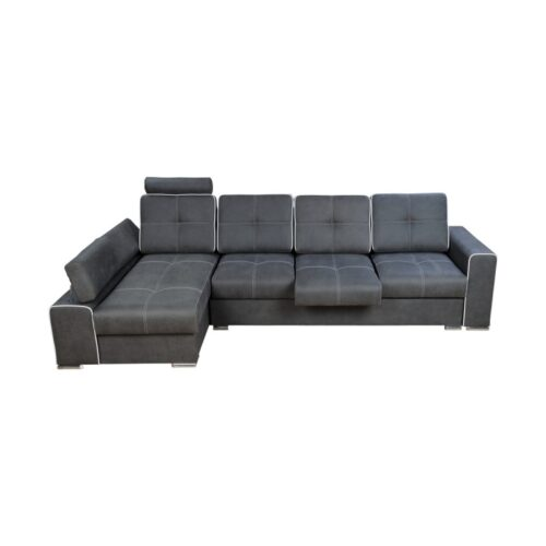 Canapea de colt cu 3 locuri Katerina