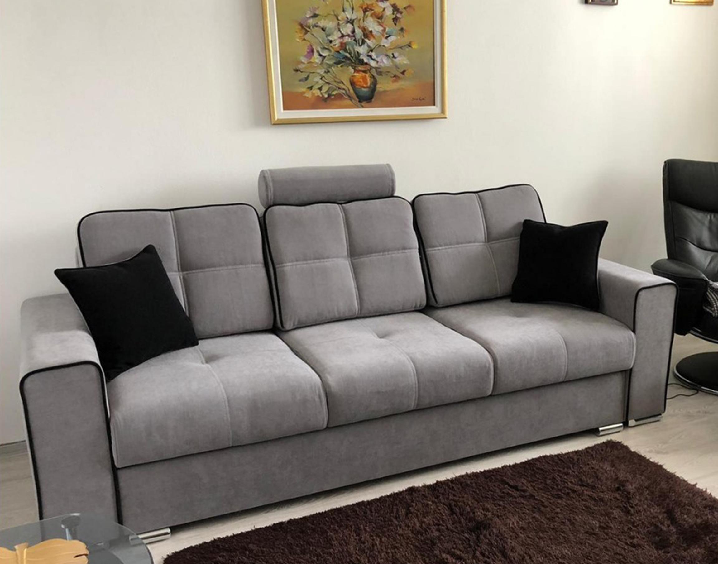 Canapea extensibila, coltar